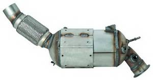 Сажевый / частичный фильтр, система выхлопа ОГ для BMW X3 (F25)