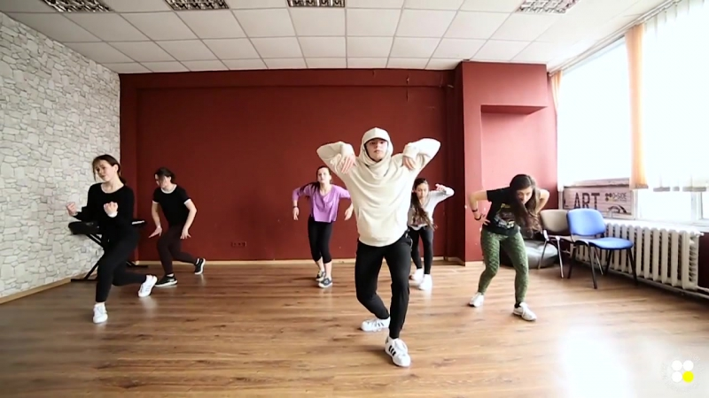 DSIDE BAND – Телефон _ Choreography by Mikhail Mrykhin _ D.Side Dance Studio