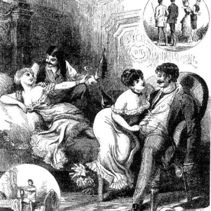 публичный дом рассказы эротические