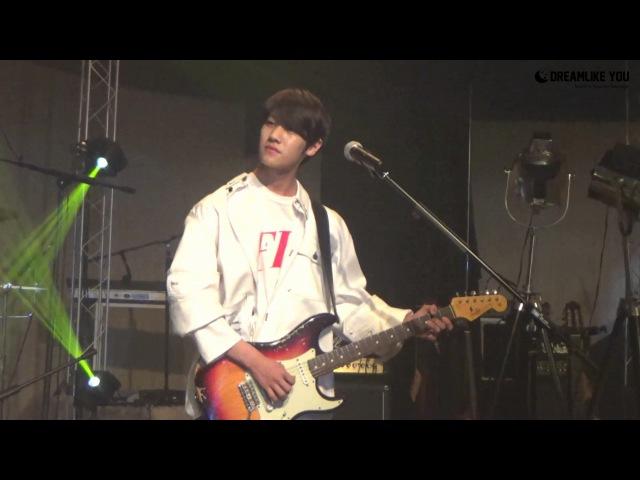 170513 IZ(아이즈) 정기공연 :: Beautiful [현준캠]