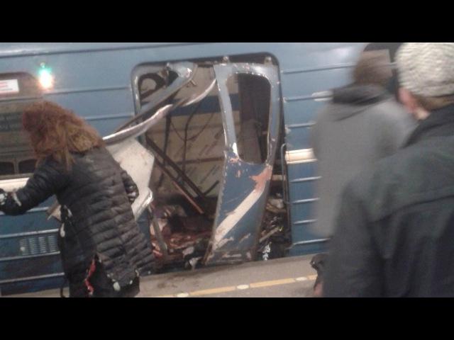 Почему не было дыма на «Техноложке» и откуда он на Сенной в метро Санкт-Петербур ...