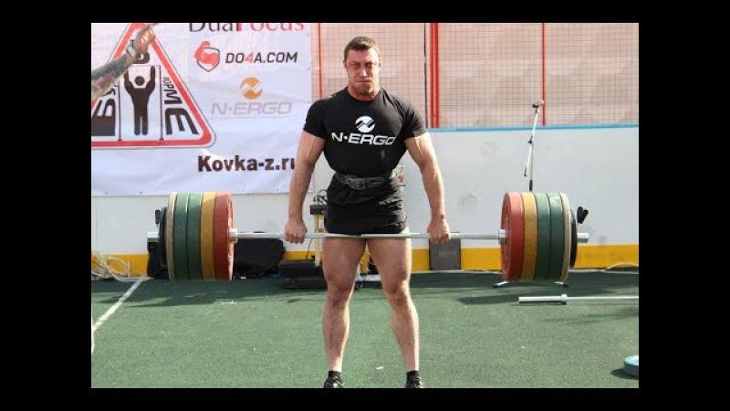 Схватка сильнейших атлетов! 2 Этап