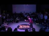 Bear Walken vs Bartez Robot Dance  Back to the future battle 2017