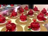 Десерт в виде Граната от Рената Агзамова