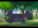 Mультфильм: Кевин в стране Драконов: Магический куб (Детский, Семейный, Анимационный)