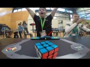 Rubik's Cube World Record 4 73 Feliks Zemdegs Slow Motion