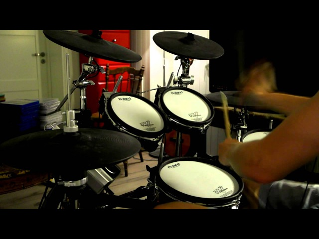 Five Finger Death Punch - The Pride (Drum cover)