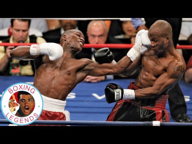 Floyd Mayweather Jr vs Zab Judah 2006 04 08 HD Gendlin