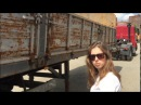 Видео обзор на полуприцеп бортовой МАЗ 938662 043