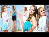 Smokin' Hot Models Marina &amp Kim Duo PhotoShoot