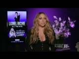 Mariah Carey talks to KARE 11 about her upcoming tour with Lionel Richie and Mariah's World!