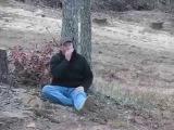 Прикол Охота на индейку Hunting for turkey ghbrjk j[jnf yf byltqre hunting for turkey