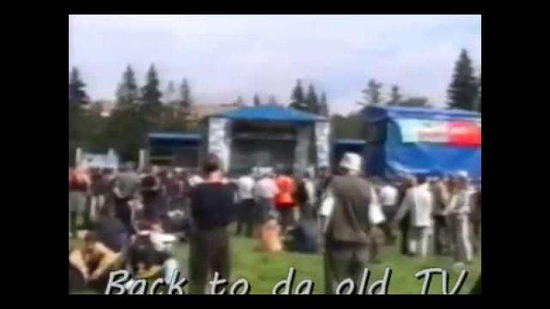 Братья Улыбайте - Коля, я здесь (Live на Рейв Inстанции - 2000)