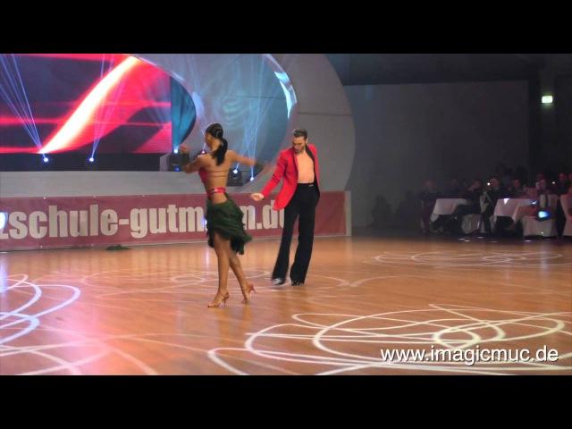 Stefano Di Filippo Dasha - Cha Cha Cha - Euro Dance Festival 2015
