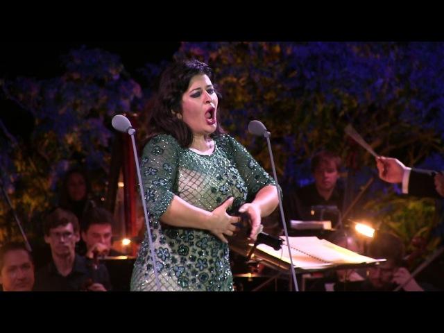Опера в Херсонесе - Вероника Джиоева - Улетай на крыльях ветра