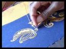 Brod'ART - Broderie traditionnelle fait main sur métier Embroidery