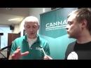 Семинар Canna в Москве эксклюзивное интервью для DzagiGrow