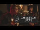 Nas исполняет песню «One Mic» в документальном сериале «Arena: American Epic»