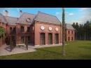 Индивидуальный проект дома в американском колониальном стиле