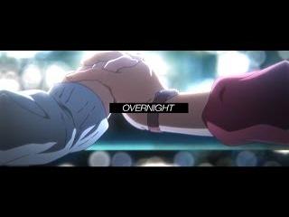 Overnight. [kumirei]