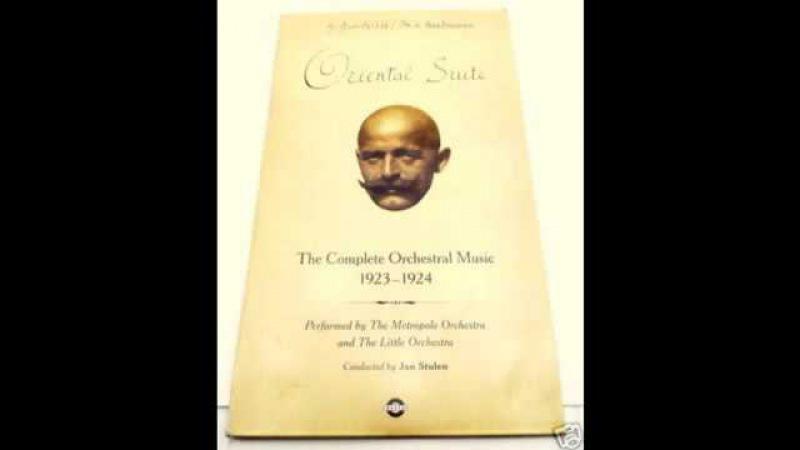 GURDJIEFF Oriental Suite Orchestra 1923 1924 Offre EGIDIO PRESTA
