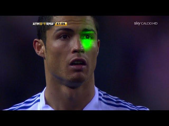 Cristiano Ronaldo Vs Atletico Madrid Away HD 1080i (20/01/2011)