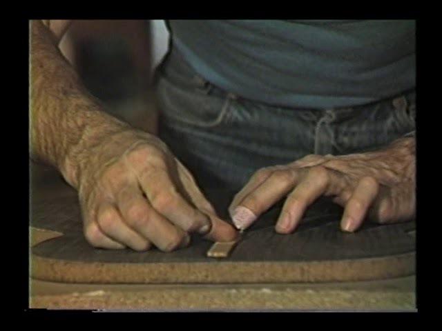 Jean Larrivee Guitares Guitars 1983 Documentary