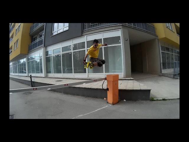 Freeride Serbia Seba Skaters -Novi Sad,Novi Becej,Nis!Gradska Voznja rolera