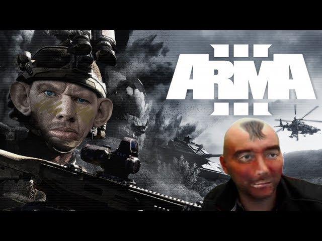 ГЛАД ВАЛАКАС - ЗЕК РАМСИТ В ARMA III