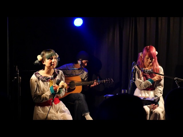 2016.12.15 『empty page』(Acoustic ver※初披露)/おやすみホログラム at 下北沢Laguna