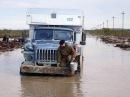 Stuck Russian truck Ural off road Бездорожье на грузовике Урал