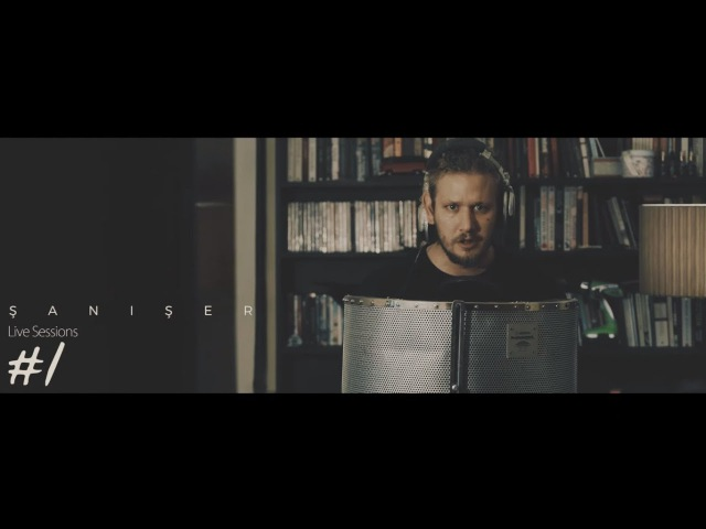 Şanışer Live Sessions 1 Yarın Ölümü Beklemek Yerine feat. Sansar Salvo