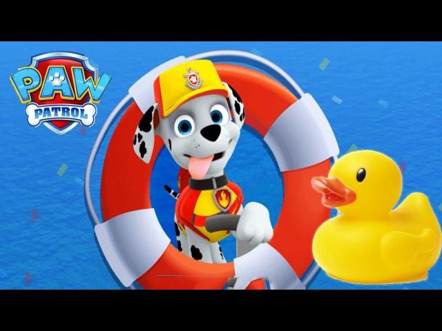 Paw Patrol Sea Patrol. Gameplay. Games Online.