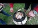 Курица по-Цыгански в Тандыре