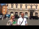 Рим Италия: Базилика Санта-Мария-сопра-Минерва и Пантеон- часть 16 Авиамания