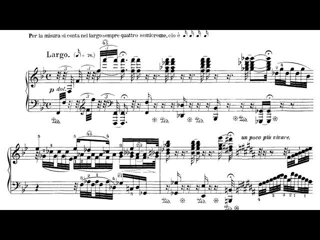 Beethoven: Sonata No.29 in B-flat Major, Hammerklavier (Levit)