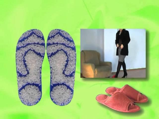 Релаксы - массажная обувь