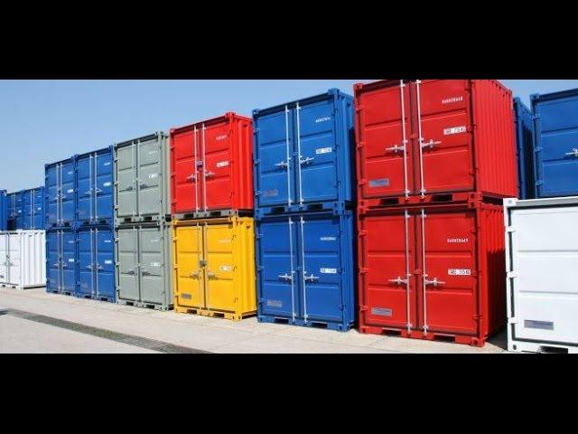 Битвы за контейнеры / WARS CONTAINER(3 сезон,10 эп. Когда в кармане ни гроша)