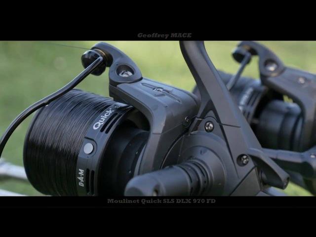 Карповая катушка DAM Quick SLS 970