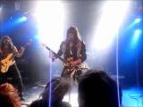 SKULL FIST - Ride the Beast ( Live in Hamburg 11.01.12)