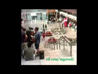 съёмки сваты 7 в ТК . MySvati