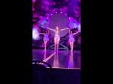 Let's get loud - Дженнифер Лопес (Jennifer Lopez) на концерте в Лас-Вегасе (май 2017)