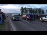 ВАЗ 2113 - Honda Domani за 1 место