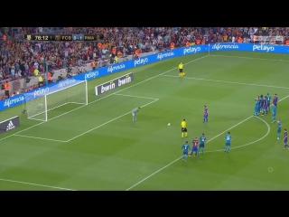 Barcelona vs Real Madrid 1-3 All Goals