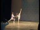 Адажио Маши и Принца из второго акта балета П.И.Чайковского Щелкунчик