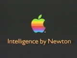Реклама Apple Newton 1993 года