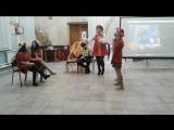 день студента В ДК с. Косяково от театральной студии