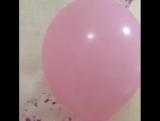Нежные оттенки шаров передадут частичку вашей теплоты родному человеку 💓🌺🎈💐