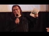 Лекция Александра Кушнира об Илье Кормильцеве в Центре Документального Кино (03022017)