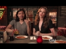 The Flash Grab a Slice with Carlos and Danielle The CW